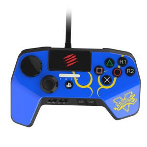 SPARKFOX MADCATZ CNTRLLR BLUE - PS3/PS4
