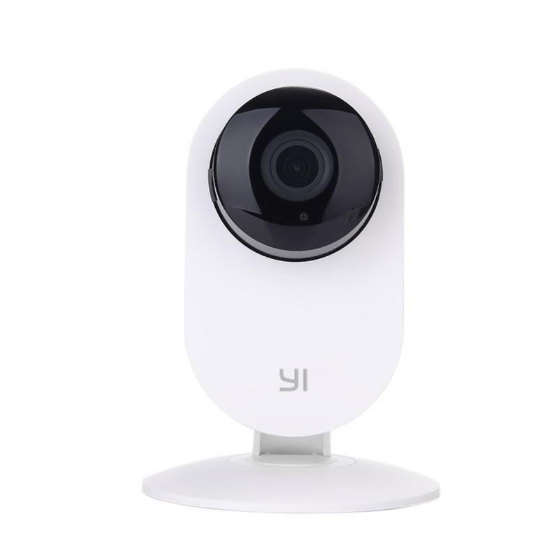 YI Home Camera Wireless IP Security Surveillance System-White - GeeWiz