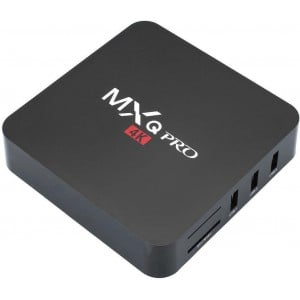 MXQ 4K Smart TV Box - Media Streamer