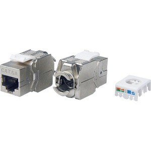 Cat5e Shielded UTP Keystone Jack