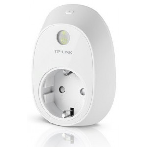 TP-Link Wifi Smart Plug (IOS, Android) - Works with Google Home and Amazon Echo
