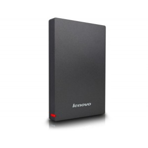 Lenovo 1TB HDD F309 USB3.0 Hard Drive - Grey