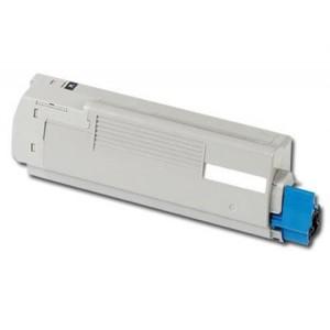 OKI 43865744 Black Laser Toner Cartridge
