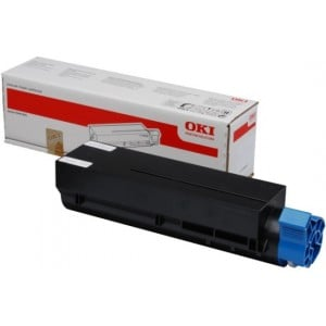 OKI 45807120 Black Toner Laser Cartridge