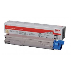OKI MC853/873 Yellow Toner Cartridge