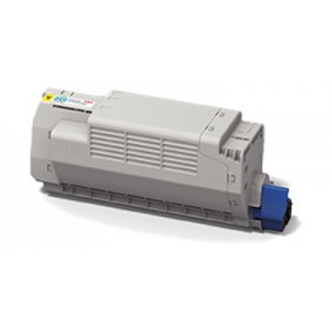 OKI 45396301 Yellow Laser Toner Cartridge