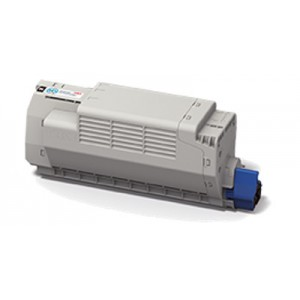OKI 45396304  Black Laser Toner Cartridge