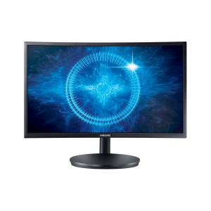 "Samsung LC24FG70FQUXEN 24"" FreeSync 144Hz Curved Gaming Monitor"
