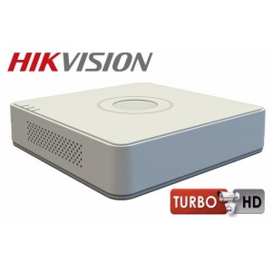 Hikvision 8-Ch TURBO HD 720P Embedded DVR, H.264, Analogue and HD-TVI video input