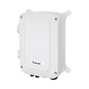 VIVOTEK Outdoor Unmanaged 4xGE PoE + 2GE UTP + 2xGE SFP Switch IP67 IK10
