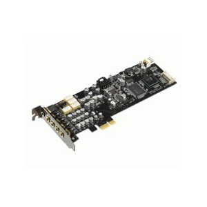 ASUS Xonar DX 7.1 Channels 24-bit 192KHz PCI Express x1 Interface Sound Card