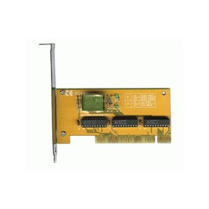 Sunix 9501 post-code / de-bug pci card