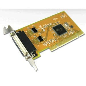 Sunix ser5037HL 2-port RS-232 High Speed Low Profile Universal PCI Serial Board