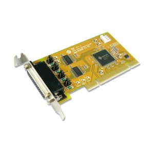 Sunix 5037PL2-port RS-232 Universal PCI Low Profile Serial Board With Power Output