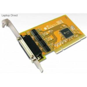 SUNIX 4 Port SerialPCI Card SER5056A , 4 PortsDB9M, 25M