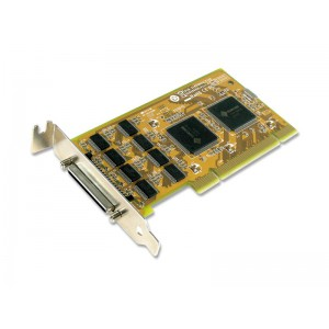 Sunix ser5066HL8-port RS-232 High Speed Low Profile Universal PCI Serial Board