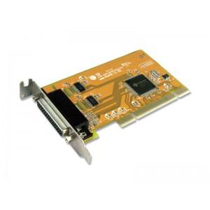 Sunix mio5079HL2-port High Speed RS-232 & 1-port Parallel Universal PCI Multi-I/O Board