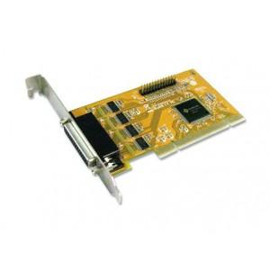 Sunix mio5099H 4-port High Speed RS-232 & 1-port Parallel Universal PCI Multi-I/O Board