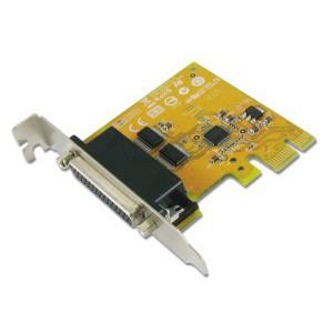 SUNIX ser6437HL 2-port RS-232 High Speed PCI Express Low Profile Board