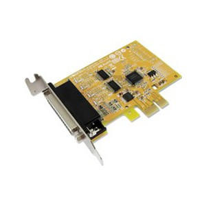 Sunix mio6479HL  2 port high-speed serial+1port Low+Std