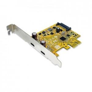 Sunix 2-Port USB 3.0 PCI Express Card