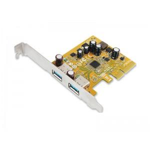 Sunix USB2312 Dual Port USB 3.1 PCI Express Add-on Card