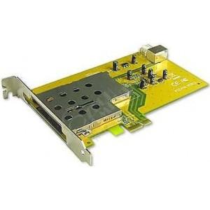 SUNIX Porte PCI Express to ExpressCard adapter