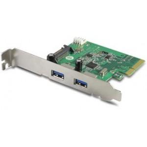 Vantec 2-Port USB 3.1 Gen II Type-A PCIe Host Card (UGT-PC370A)