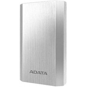ADATA 10050 mAh Power bank for Tablets - AA10050-5V-Silver