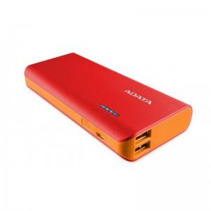 A-Data APT100-10000M-5V-CBKGR PT100 Powerbank-Red