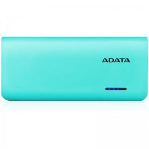 Adata Power Bank PT100 APT100-10000M-5V-CTB, Tiffany blue / pink