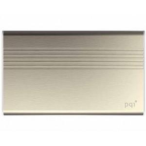 PQI - 5000V Universal Mobile powerbank Gold