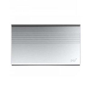 PQI - 5000V Universal Mobile  powerbank Silver