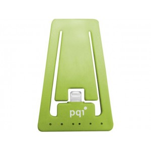 PQI Green i-Cable Stand Apple Certified Lightning Connector