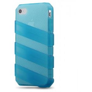 Cooler Master C-IF4C-HFCW-3Q Claw Case for iPhone 4/4S (Translucent Aqua)
