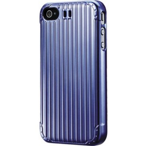 Cooler Master Traveler Suitcase For IPhone 4 / 4S bLue