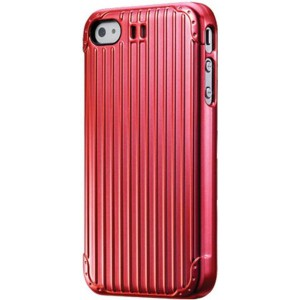 Cooler Master Traveler Suitcase For IPhone 4 / 4S Red