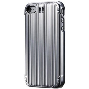 Cooler Master Traveller Suitcase For IPhone 4 / 4S Silver