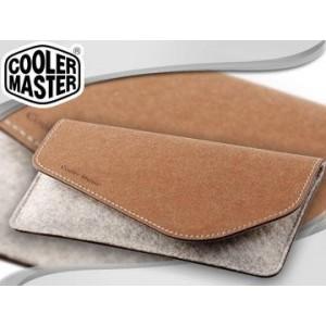 "Cooler Master Traveler U5P-100, Wool, for 5"" Smart phone, Khaki"