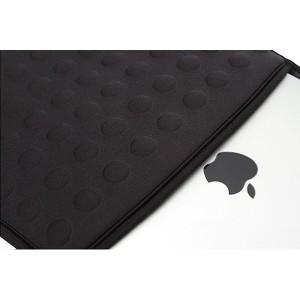 VAX Bo1804iP BOnanova sleeve for iPAD - Black - bubble design e