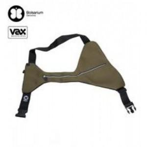 VAX CArmel - Olive sling bag