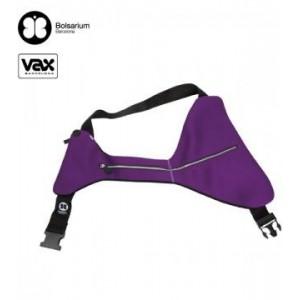 Vax CArmel - Purple sling bag
