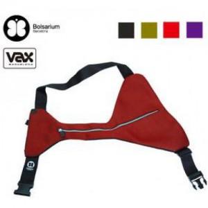 VAX CArmel -Red sling bag
