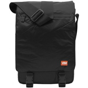 "VAX Barcelona Entenza 12"" Notebook Messenger Bag - Black"