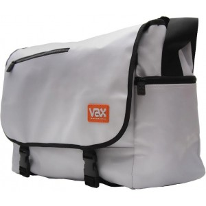 VAX Barcelona Basic Messenger VAX-M154BMWTB Notebook Bag - White