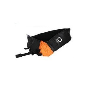 VAX Barcelona Bo270004 VErdi Camera strap - Black & Orange