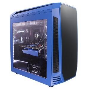 BitFenix Aegis Core Mini-Tower Case (Blue)