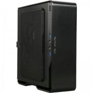 IN WIN Chopin Black Aluminum, SECC Mini-ITX Tower Case