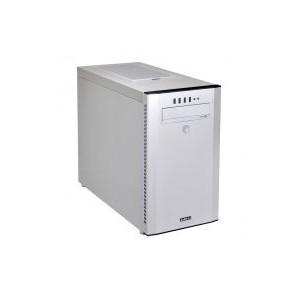 Lian-Li Case PC-A51A Mid Tower 5.25inch x1 HDD USB PSU microATX ATX Silver