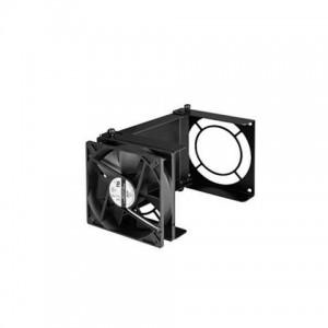 Lian Li AD-06, Air Duct for CPU, includes 120mm Fan, Black